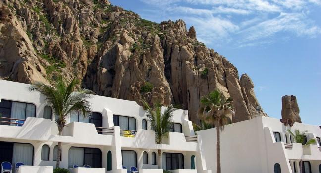 Resort, Playa del Amor, Los Cabos, Mexico