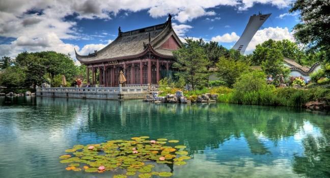 Jardin Botanique Review - Montreal Quebec - Sights | Fodor ...
