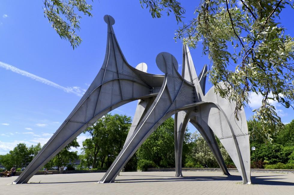Parc Jean-Drapeau, Montreal, Quebec, Canada