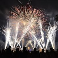 Epcot, Fireworks, Walt Disney World Orlando, Florida, USA