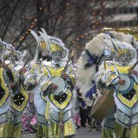 New Years Day, Mummers Parade, pennsylvania