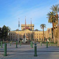 Capitol Building, Arizona State Capitol, Phoenix, Arizona, USA, North America