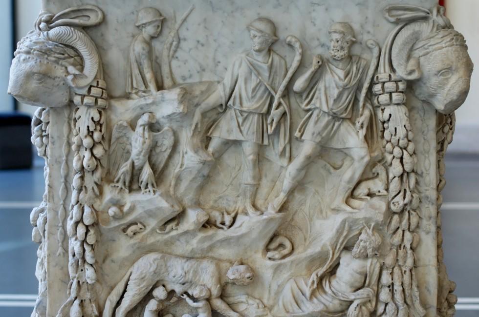 Alter, Palazzo Massimo alle Terme, Rome, Italy