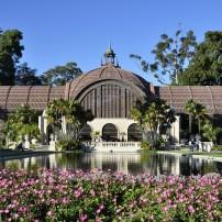 Botanical Building, Balboa Park, San Diego, California, USA