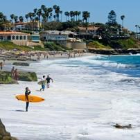 Windansea Beach, San Diego, California, USA