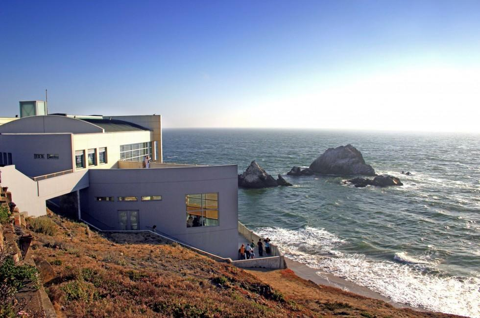 Cliff House, Ocean Beach, Western Shoreline, San Francisco, California, USA