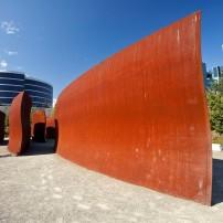 Olympic Sculpture Park, Seattle, Washington, USA