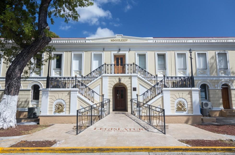Legislature of U.S. Virgin Islands, Charlotte Amalie, Caribbean