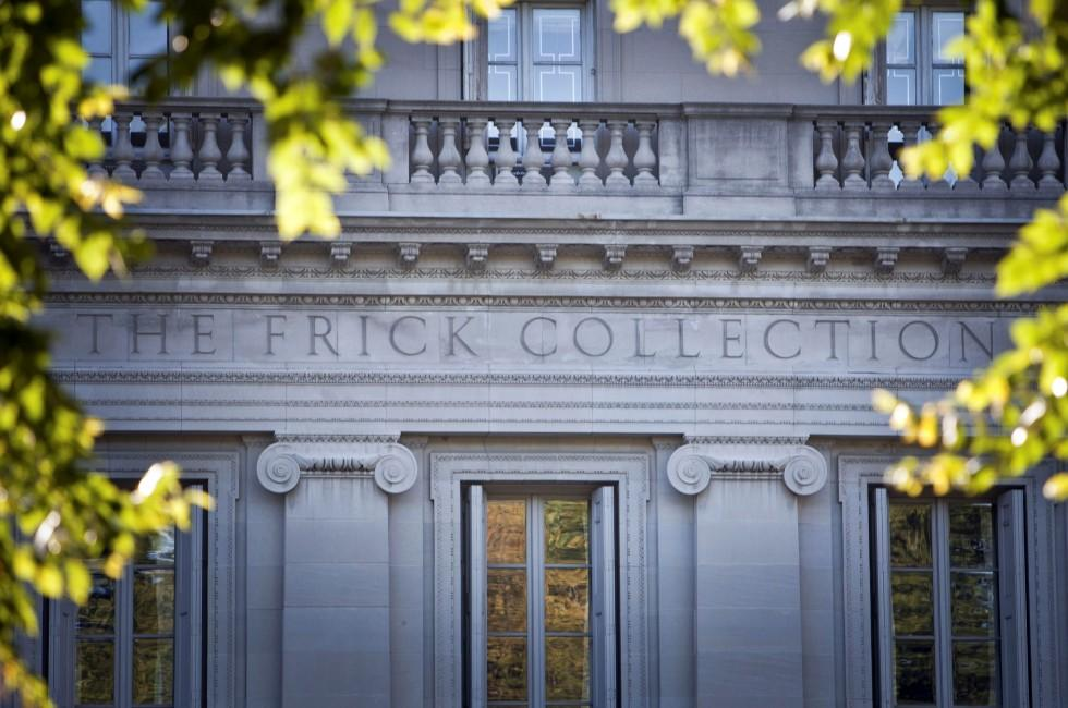 Frick Collection, Upper East Side, Manhattan, New York City, New York, USA