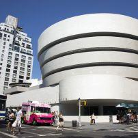 Solomon R. Guggenheim Museum, Upper East Side, New York City, New York, USA