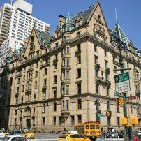 The Dakota, Upper West Side, New York City, New York, USA