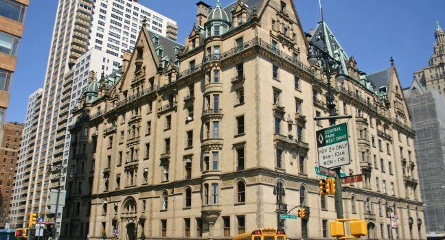 The Dakota, Upper West Side, New York City, New York, USA