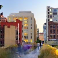 The High Line, Chelsea, New York City, New York, USA