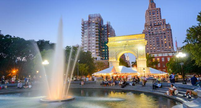 Washington square park review fodor 39 s travel for Nyc stuff to do