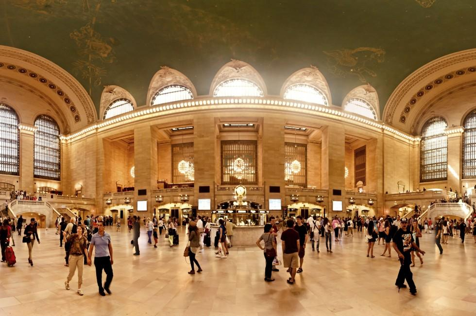 Grand Central Station, New York City, New York, USA