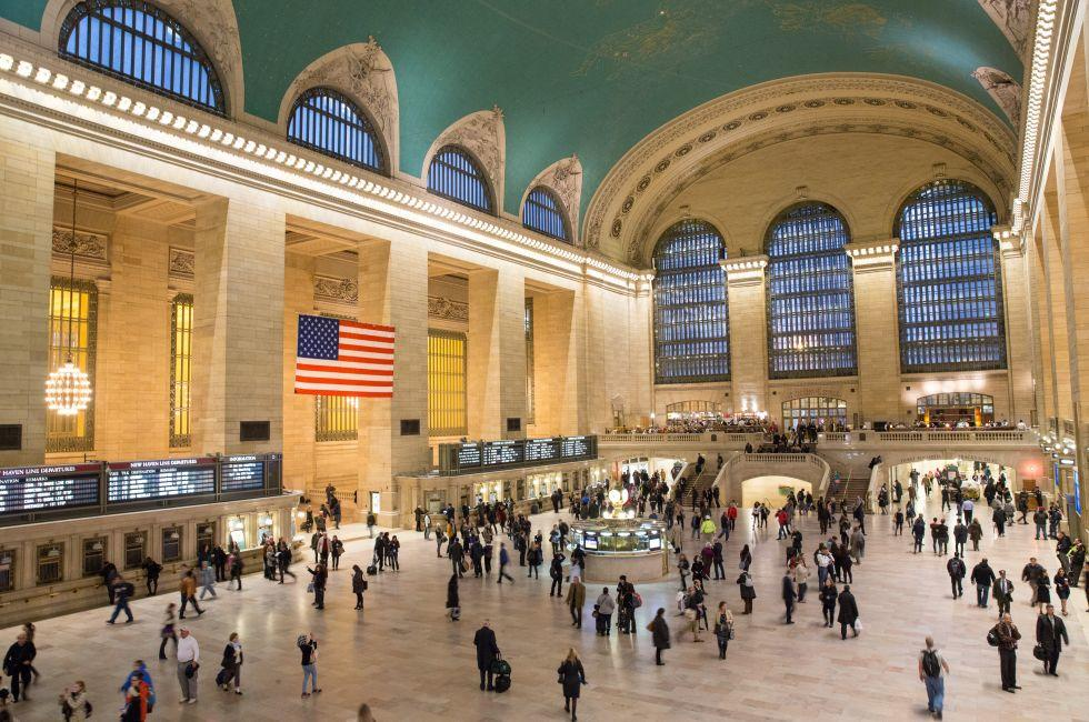 Grand Central Terminal, Midtown East, New York City, New York, USA, North America