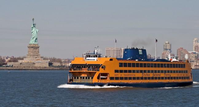 Staten Island Ferry Address