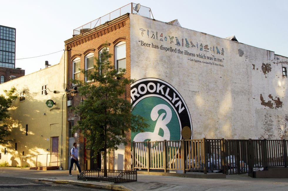 Brooklyn Brewery, Williamsburg, Brooklyn, New York City, New York