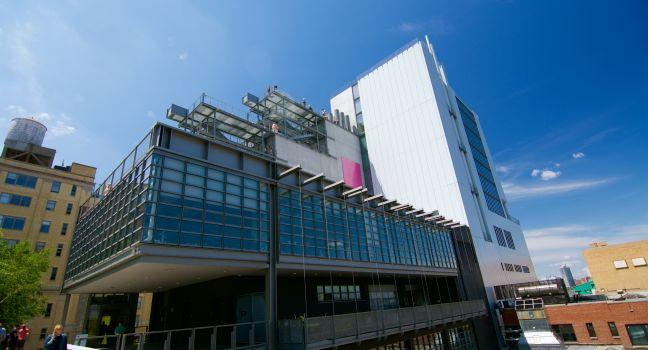 Whitney Museum, Meatpacking District, Manhattan, New York City, New York