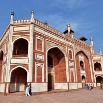 Humayuns Tomb, Delhi, India
