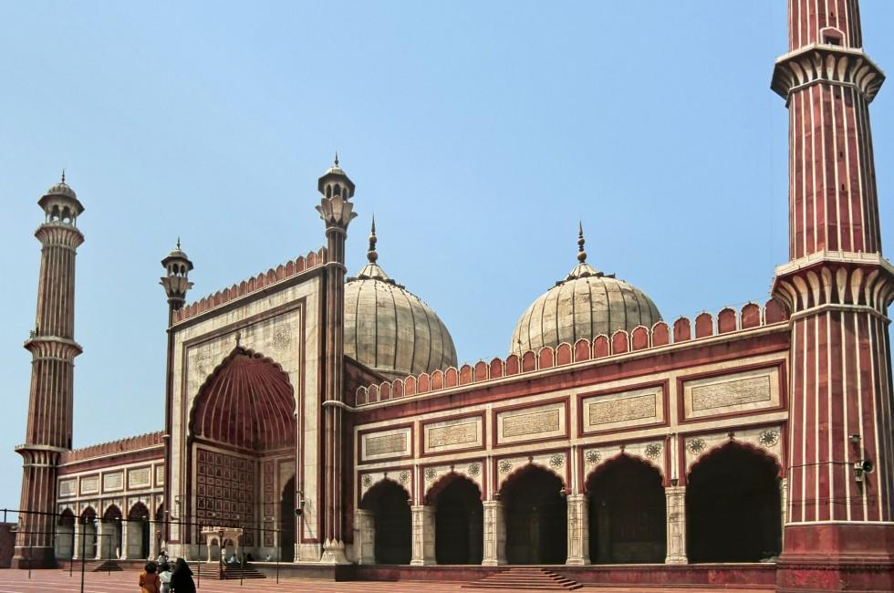 Mosque, Delhi, India