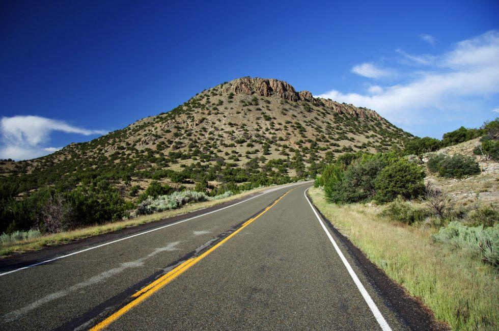 Road Turquoise Trail New
