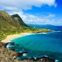 Beach, Southeast Oahu, Oahu, Honolulu and Oahu, Hawaii, USA, North America