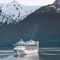 Cruise, Skagway, Alaska, USA