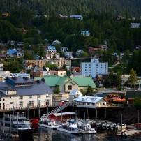 Harbor, Cityscape, Ketchikan, Alaska