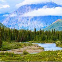 Denali National Park, Denali National Park and Preserve, Alaska