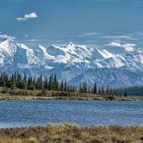 Wonder Lake, Denali National Park and Preserve, Alaska