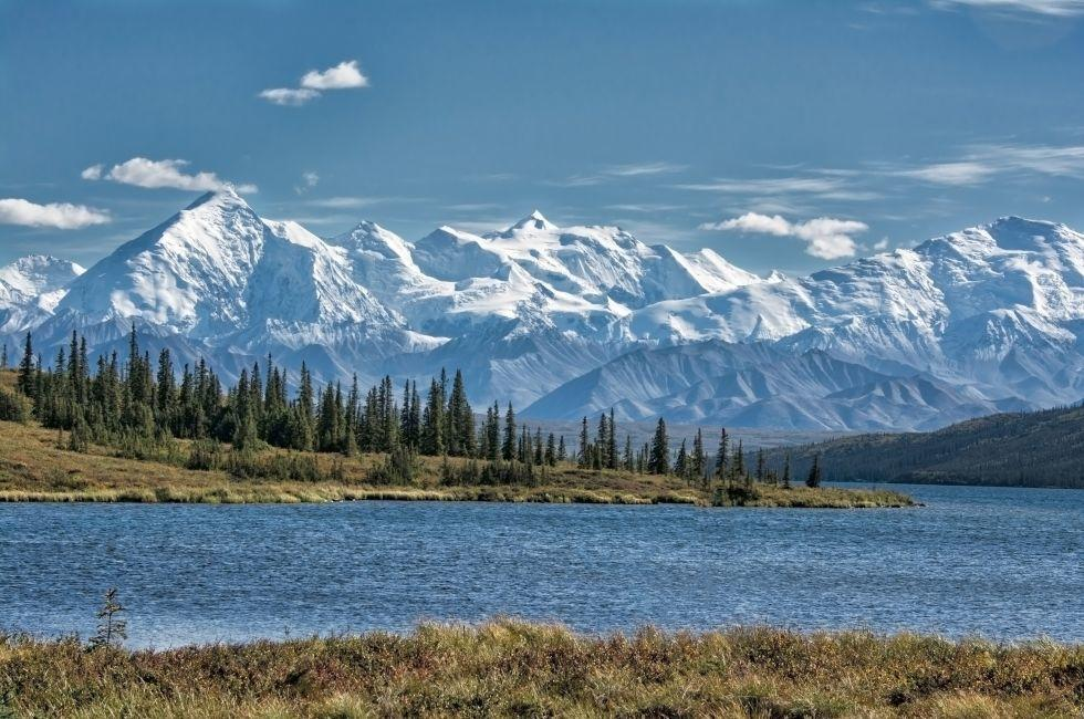 Wonder Lake, Denali National Park and Preserve, Alaska