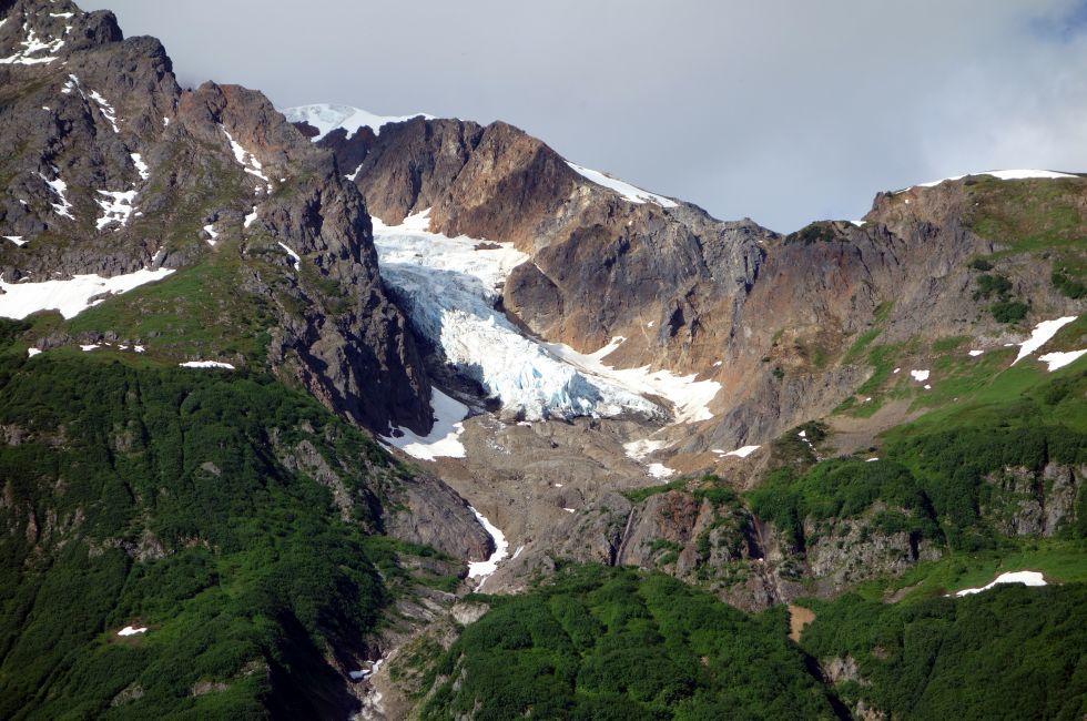 Glacier, Hyder, Alaska