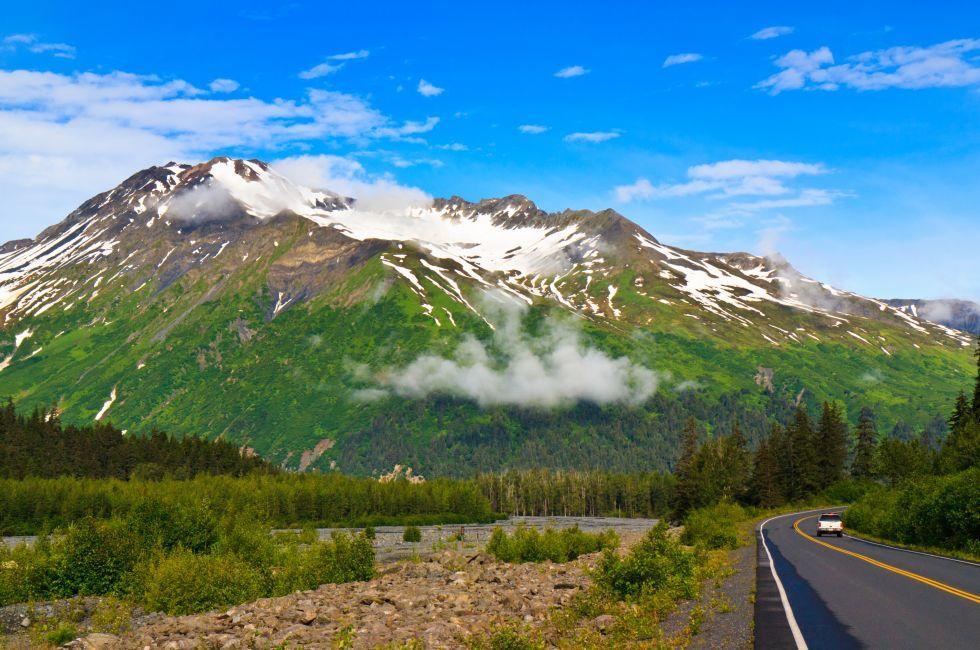 Highway, Seward, Alaska