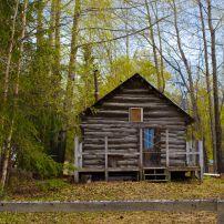 Cabin, Hope, Alaska
