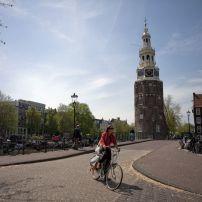 Montelbaanstoren, Amsterdam, Netherlands