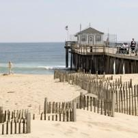 The Fishing Pier, Ocean Grove, New Jersey Shore, New Jersey, USA
