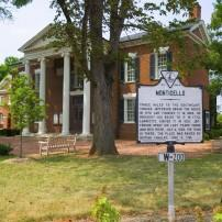 Historic District, Charlottesville, Virginia, USA