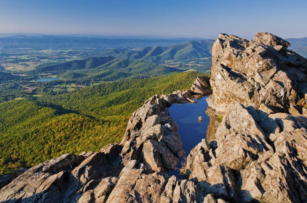 Shenandoah National Park, Virginia, USA
