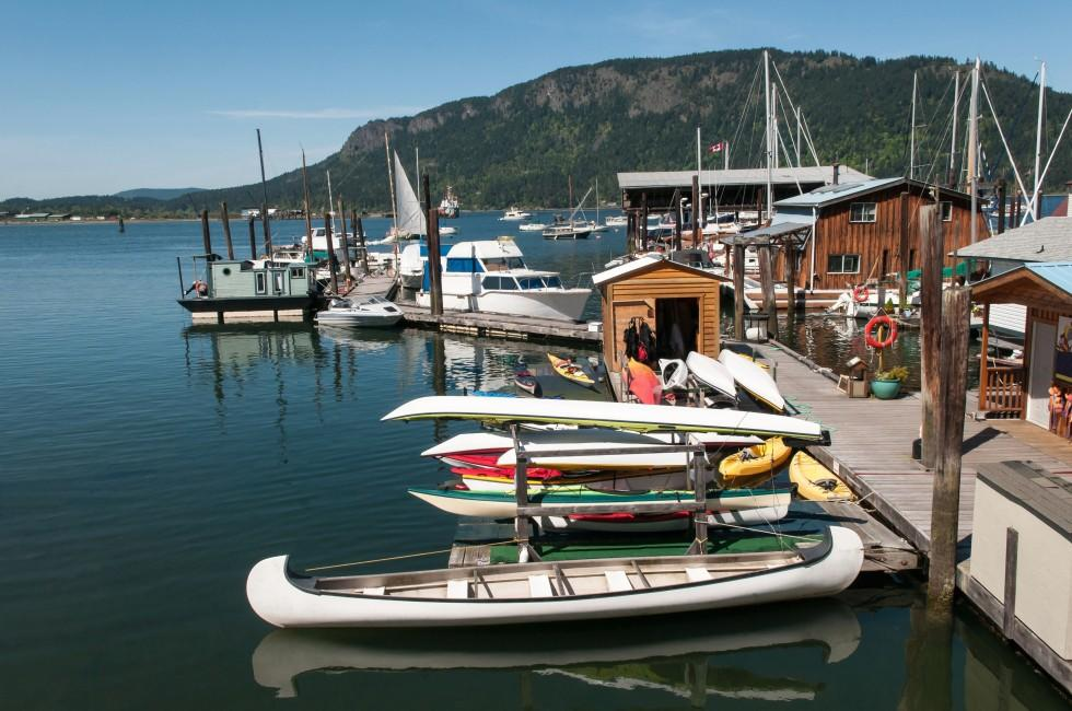 Cowichan Bay, Cowichan Valley, Victoria, British Columbia, Canada