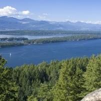 Bodega Ridge, Galiano Island, Galiano Island, Victoria, Vancouver Island, British Columbia, Canada