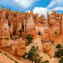 Hoodos, Queens Stone Garden, Bryce Canyon National Park, Utah