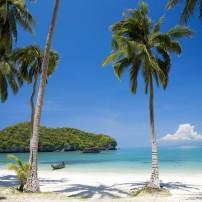 Angthong National Marine Park, Koh Samui, The Gufl Coast Beaches, Thailand