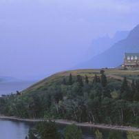 Prince of Wales Hotel, Waterton National Park, Alberta, Canada