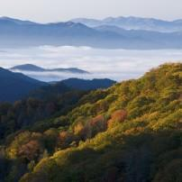 Smoky Mountains National Park, Tennessee, USA