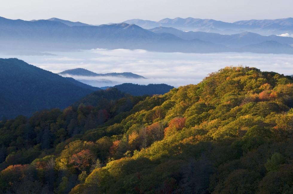 Smoky Mountains National Park, Tennessee, USA