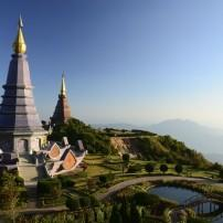 Naphaphonphumisiri, Naphamethinidon, Inthanon, Chiang Mai and Environs, Thailand