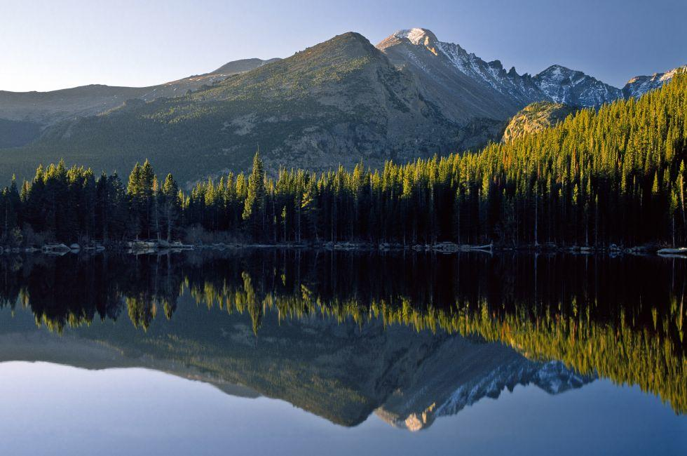 Bear Lake, Rocky Mountain National Park, Colorado, USA