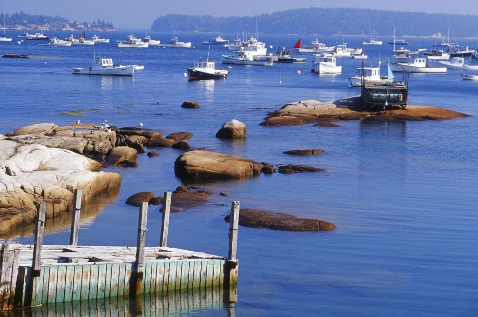 Stonington, Maine, USA