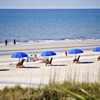 Beach, Hilton Head Island, South Carolina, USA